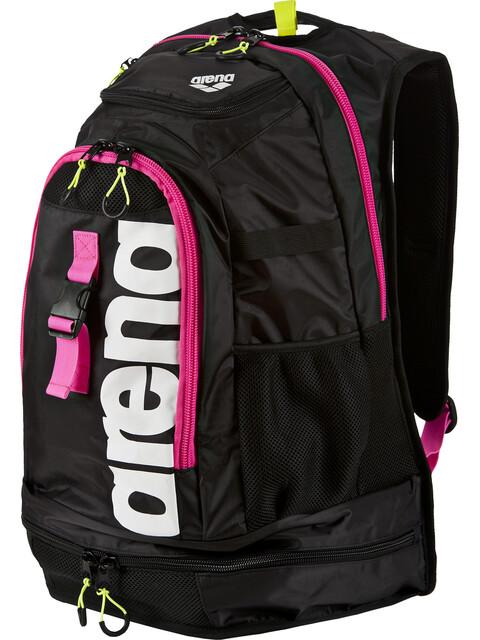 arena Fastpack 2.1 Backpack 45l black-fuchsia-white